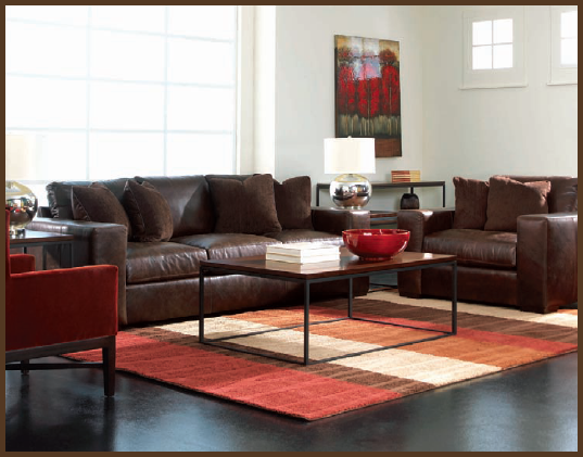 leather furniture trends