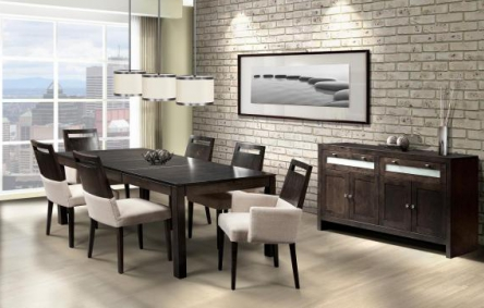 modern dining table and chair set 3024239