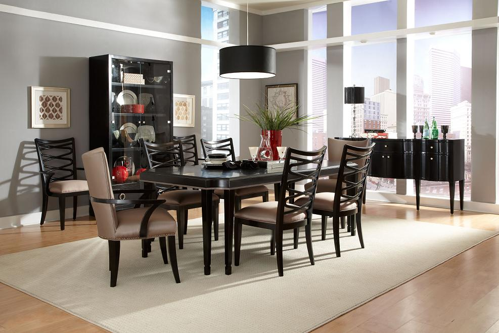 Marseille Boulevard Dining Table SKU 056284