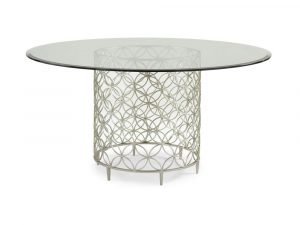Amirah Pedestal Table