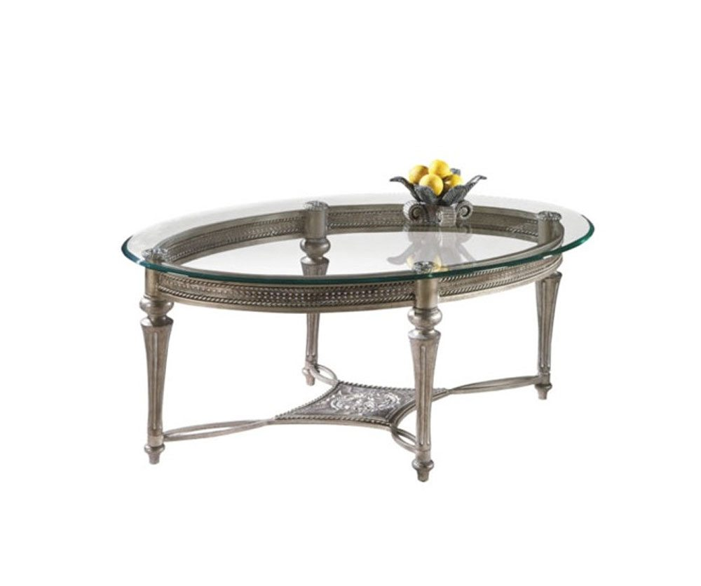 Berkley Oval Cocktail Table
