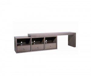 Jette TV Stand without Shelf