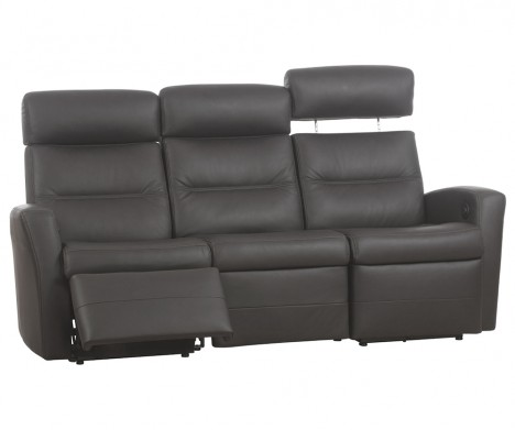 3-Seater Sofa with Chaise 1