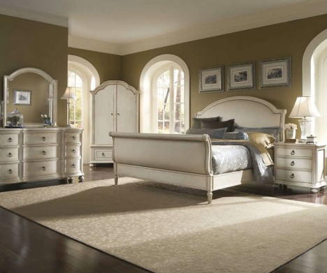 Fiore King Bed