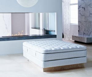 Marshall Mattress - Classic Indulgence - King Mattress with Box