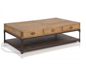 Oliver 6-Drawer Coffee Table