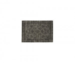 Park Terrace Dark Grey Area Rug