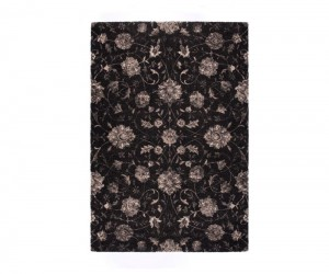 Riverside Laurel Charcoal Area Rug