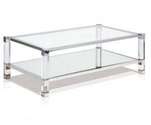 Saint Laurent Rect Coffee Table