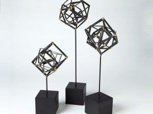 Tesseract Sculpture