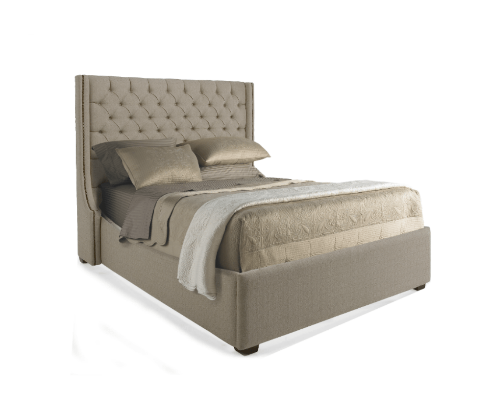 Ariel Complete Fabric Bed Decorium Furniture