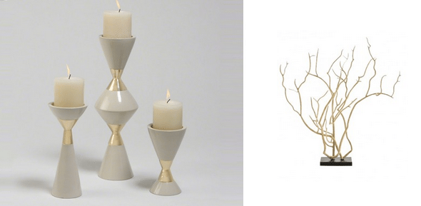 Candle and Tree Accessories