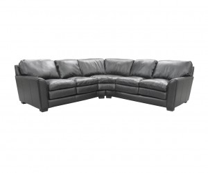 Asher Sectional on Floor