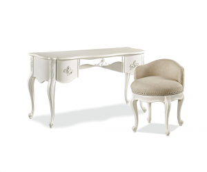Gracelyn Vanity Desk and Chair 902133 silo