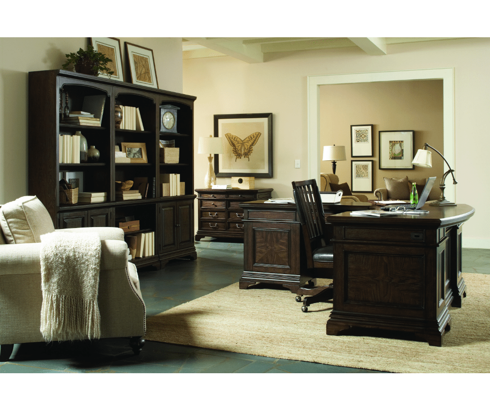 Mccartney Curved Desk 902459 right RS