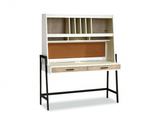 Elly Writing Desk and Hutch 902460 Silo 1
