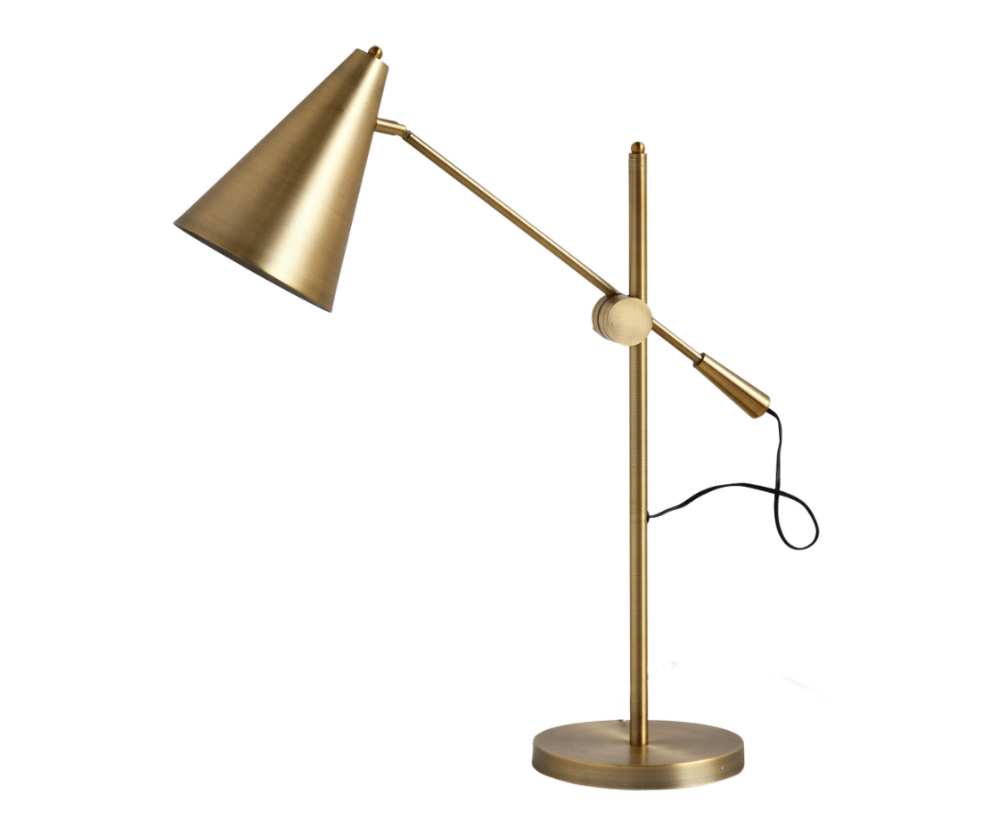 Brass Desk Lamp 66794 Silo