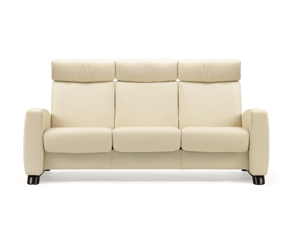 Arion 3 Seater Highback Sofa Decorium Furniture