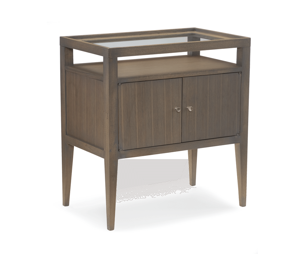 Cohen slim end table decorium furniture for Slim side table