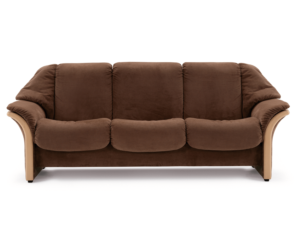 Eldorado 3 Seater Sofa Low Decorium Furniture