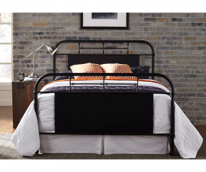Brooklyn Queen Bed 68373 black