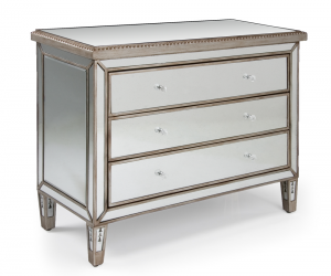 Xavier Mirrored Chest 68339 Silo