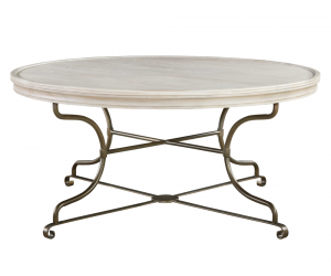 Augustine Round Cocktail Table 69025 Silo