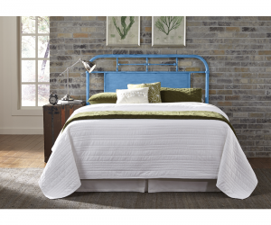 Brooklyn Headboard 68376 Blue