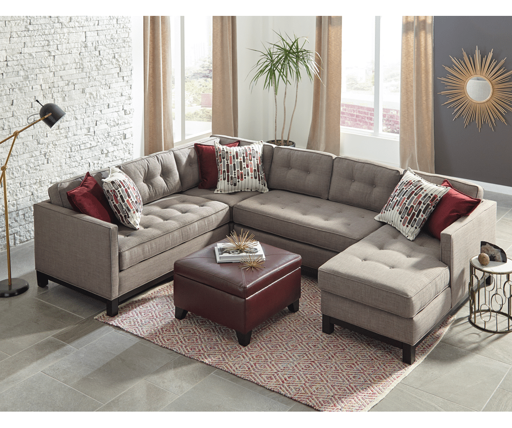 Edward Sectional 902691 RS