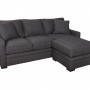 Dalia fabric sectional 902433 Silo