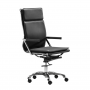 Ryder HB Black office chair silo 1