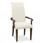 Santa Monica UPH Dining Arm Chair 66360 Silo