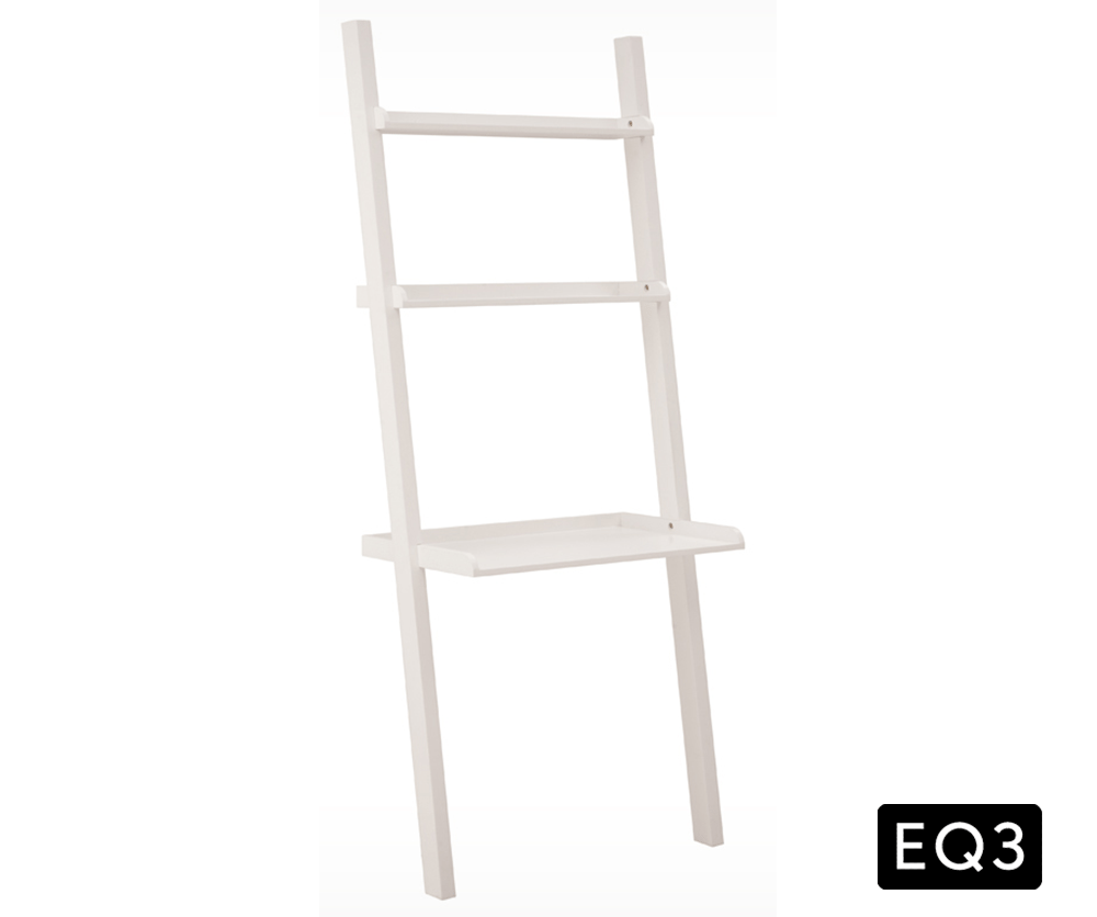 Asterix 3 Ladder Shelf And Desk Decorium Furniture