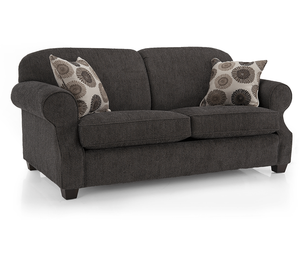 Queen Sofa Bed Disguised As A Classic Style Sofa This Dashing Sofa Bed