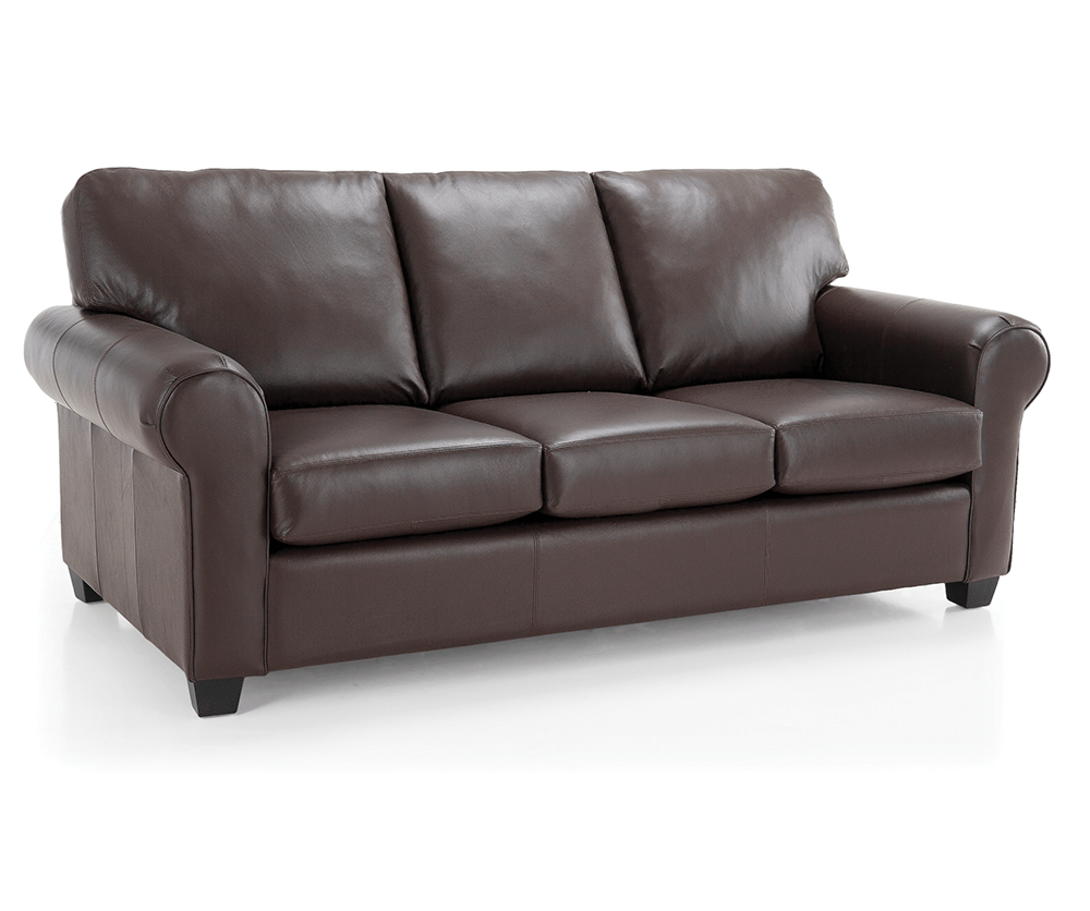 Maggie Queen Leather Sofa Bed Decorium Furniture