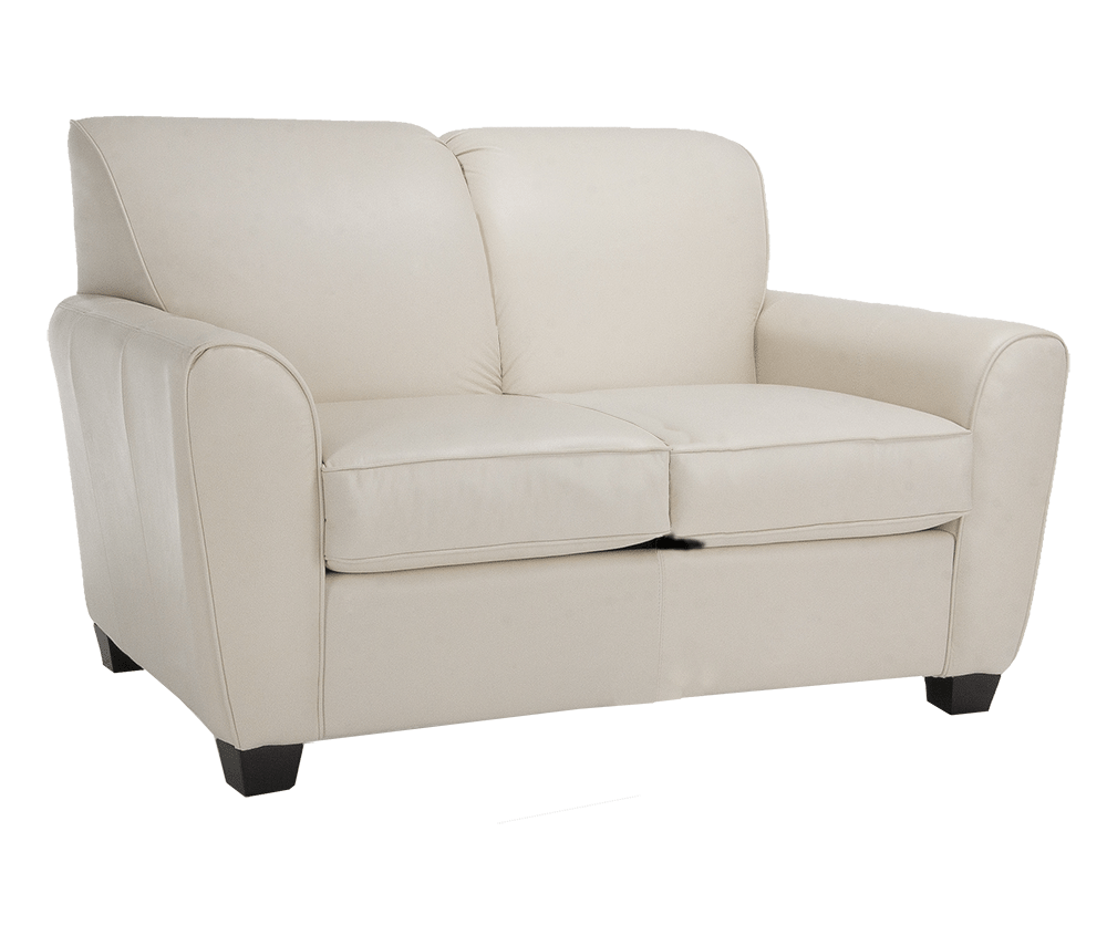 Tina Leather Double Sofabed Decorium Furniture