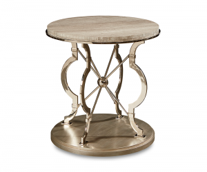 Smith Falls Round Lamp Table 68983 Silo