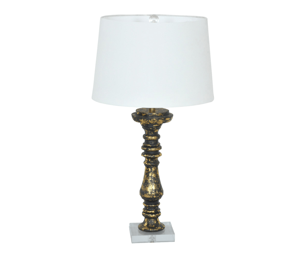 ... Torch Table Lamp. Download Image On Sale