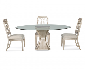 Amorose Round Dining Table