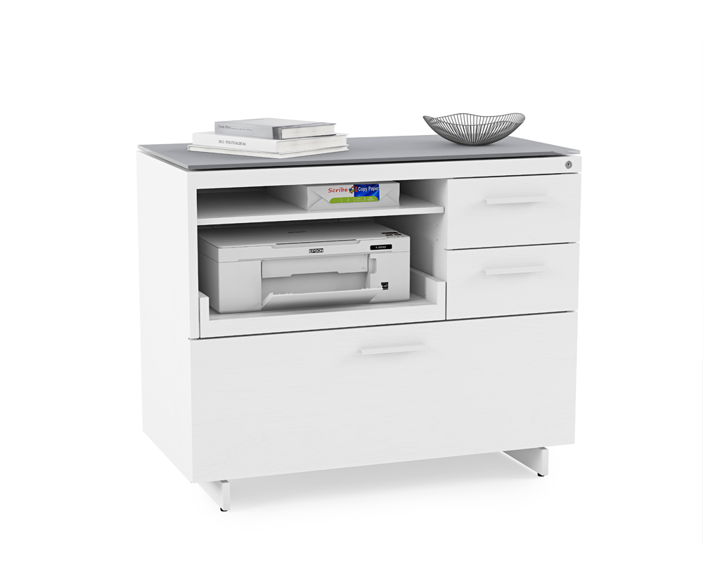 Ari Printer Cabinet Bdi Decorium Furniture