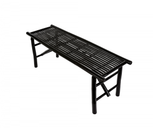 Bamboo Accent Bench 71119 Silo