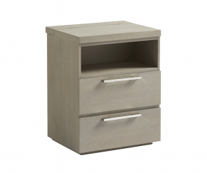Access 2 Drawer Night Stand 70955 Silo 1