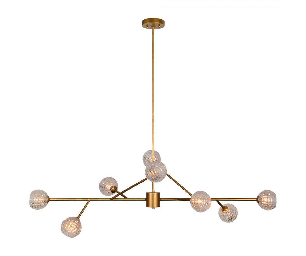 chandelier pgrb by images studio products elemental lighting no