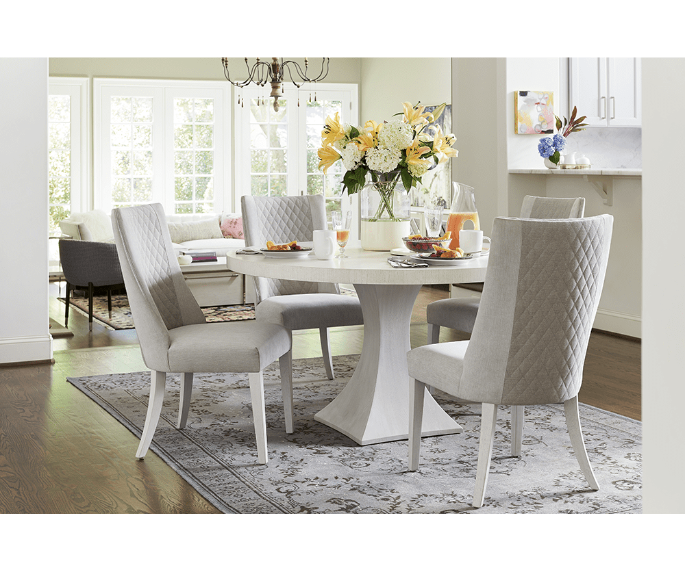 Gwyneth Round Dining Table Decorium Furniture
