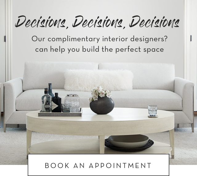 Let Decorium help you design the perfect space